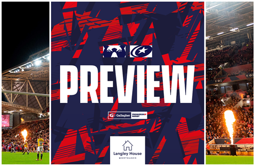 Langley House preview: Saracens (h) - GP R1