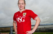 International Call-Up For Bristol City Women's Flo Allen