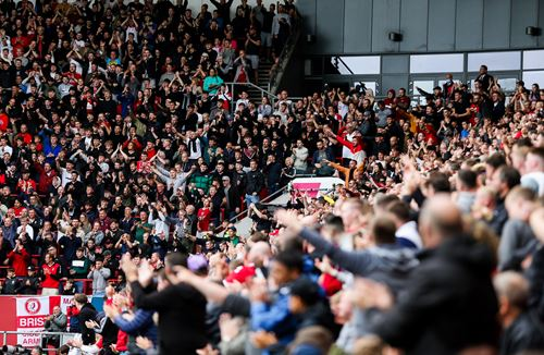 Fulham next up for the Robins