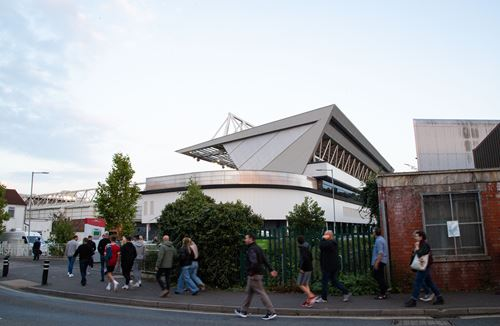 Getting to the Gate: Fulham