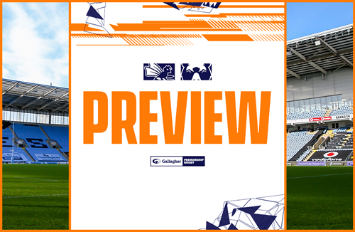 Match preview: Wasps (a) - GP R2