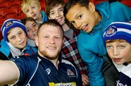 'It's A Privilege To Play For My Boyhood Club'