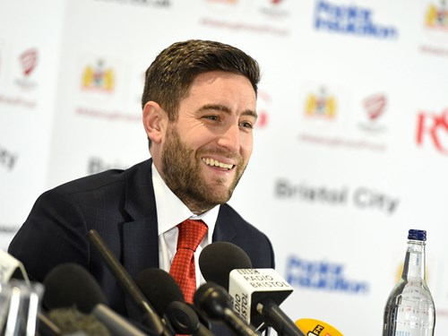 Bristol Sport TV - Featuring Lee Johnson