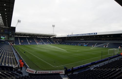 West Brom away sold out reminder
