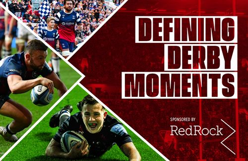Defining Derby Moments, powered by RedRock
