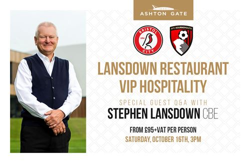 Live matchday Q&A with Steve Lansdown
