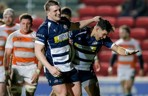 VIDEO: Bristol Rugby vs Ealing Trailfinders