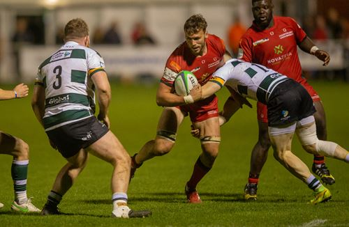 Loan watch: Trio feature in Hartpury defeat