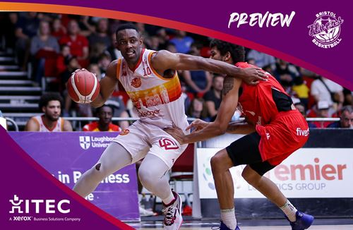 ITEC Game Preview» Leicester Riders (H)