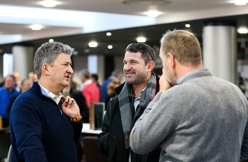 Former Players Reunion at Worcester clash