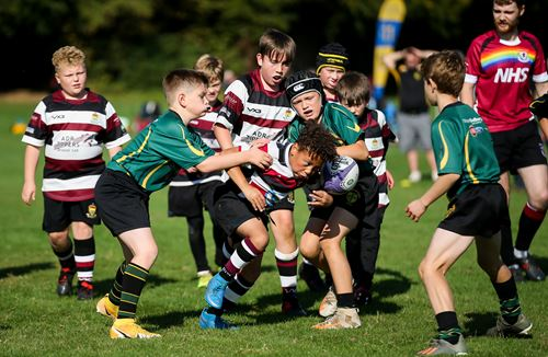 Land Rover Cup returns to Bristol Bears with hundreds involved