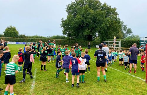 Star Scheme shortlisted for Rhino Grassroots Rugby Award