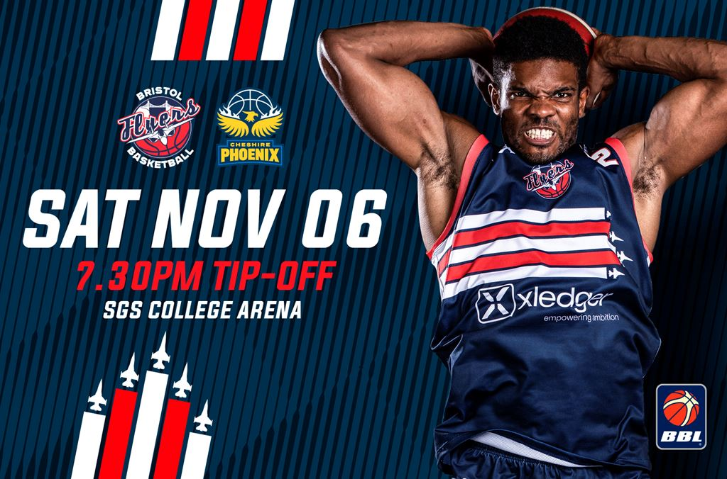Cheshire Phoenix tickets now on general sale