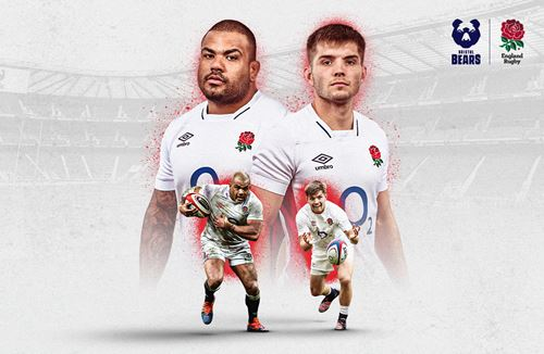 Sinckler and Randall named in England squad for Autumn series