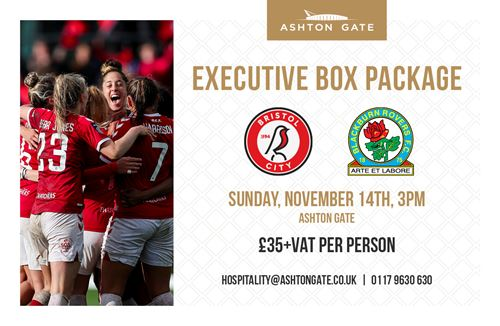 Get the ultimate matchday experience with an executive box