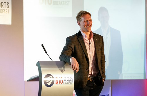 Video: Big Sports Breakfast Featuring Lewis Moody