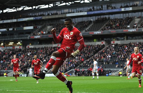 Report: MK Dons 0-2 Bristol City