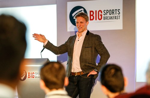 GALLERY: Big Sports Breakfast featuring Lewis Moody