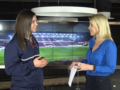 Bristol Sport TV - Featuring England Women Captain Sarah Hunter