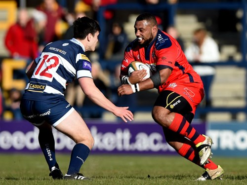 REPORT: Yorkshire Carnegie 7-23 Bristol Rugby