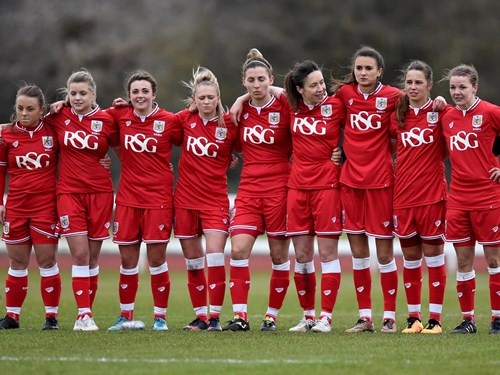Report: Bristol City WFC 0-0 Yeovil Town