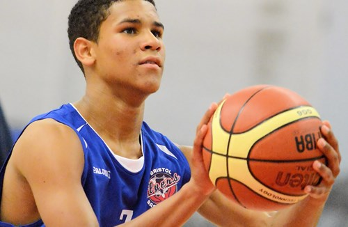 Report: Flyers U14s I 72-27 Plymouth Raiders