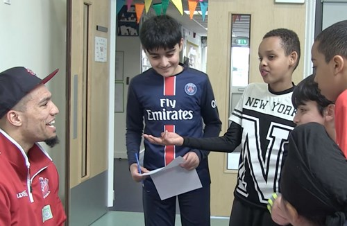 Bristol Sport Gets Involved In Local School's Futures Day