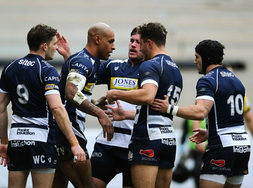 REPORT: Bristol Rugby 29-24 Cornish Pirates