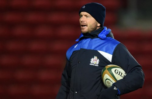 Holley Departs Bristol Rugby By Mutual Consent