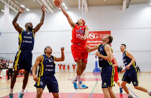 Highlights: Bristol Flyers 69-65 Sheffield Sharks