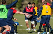 GALLERY: England U20s Train With Bristol Rugby