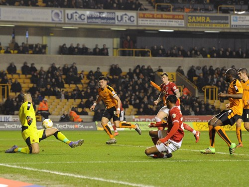 Report: Wolves 2-1 Bristol City