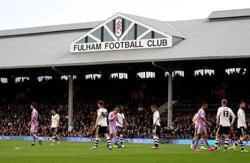Fulham Tickets Sold Out