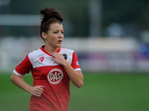 Angharad James To Depart Vixens