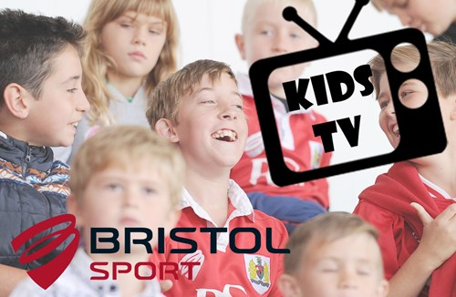 Video: Bristol Sport Kids TV - Episode Two