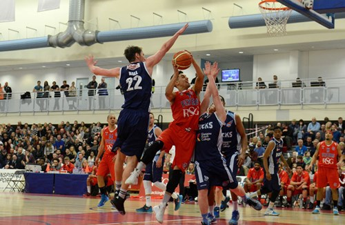 Highlights: Bristol Flyers 67-75 Glasgow Rocks