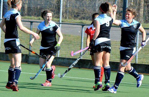 Report: Clifton Ladies Hockey 3-1 Holcombe Hockey