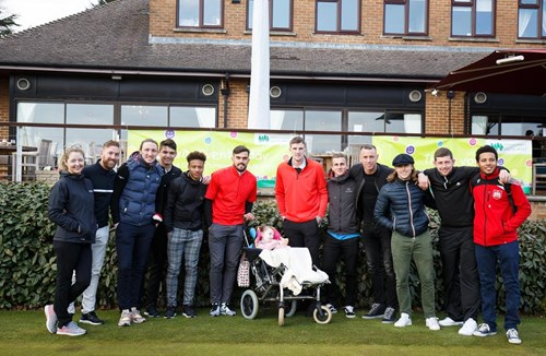 Golf Day Proves Huge Charity Success
