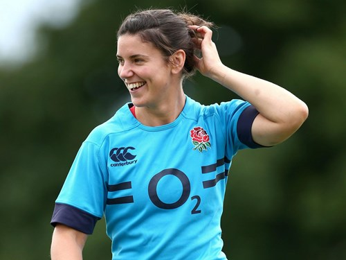 VIDEO: Sarah Hunter Wins Player Of The Year
