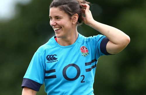Sarah Hunter Earns England Women's Player of The Year