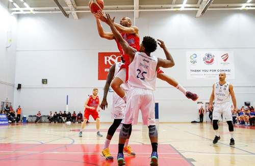 Highlights: Bristol Flyers 86-78 Cheshire Phoenix