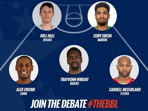 Cardell McFarland Makes BBL Team Of The Week