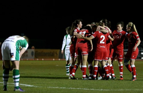 Report: Bristol City Women 3-2 Yeovil Town Ladies