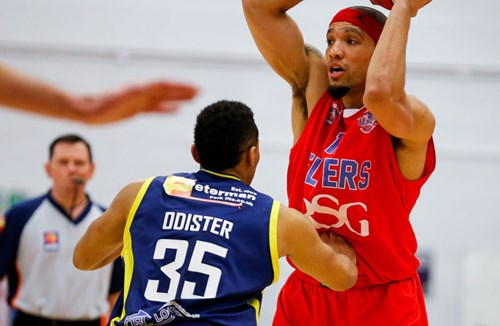Report: Sheffield Sharks 78-70 Bristol Flyers