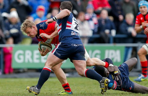 VIDEO: Doncaster Knights vs Bristol Rugby