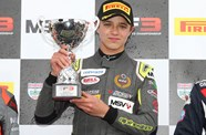Report: Lando Norris Claims First F3 Win Of The Season