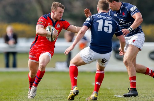 REPORT: London Scottish 16-21 Bristol Rugby