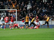 Report: Hull City 4-0 Bristol City