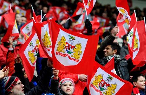 Bristol City Matchday Prices Announced For 2016/17