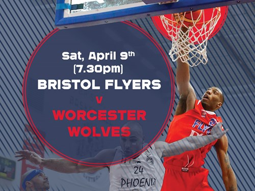 Preview: Bristol Flyers v Worcester Wolves
